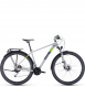 Велосипед Cube Aim SL Allroad (2020) lightgrey´n´green 1