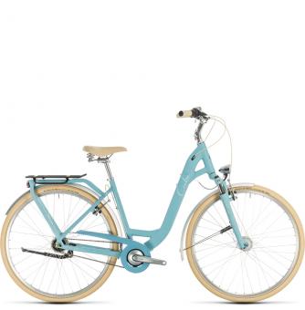 Велосипед Cube Ella Cruise (2020) oldblue´n´blue