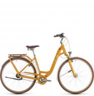 Велосипед Cube Ella Cruise (2020) yellow´n´white