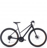 Велосипед Cube Hyde Trapeze (2020)