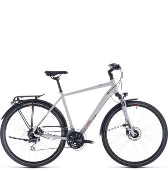 Велосипед Cube Touring Pro (2020) grey´n´orange
