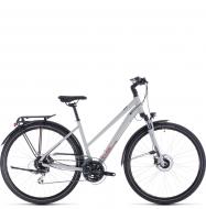 Велосипед Cube Touring Pro Trapeze (2020) grey´n´orange