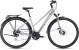 Велосипед Cube Touring Pro Trapeze (2020) grey´n´orange 1
