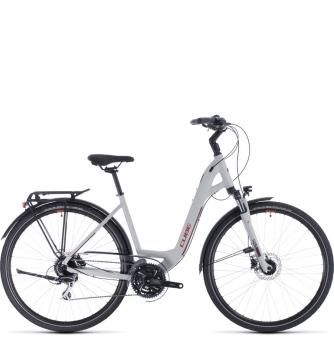 Велосипед Cube Touring Pro Easy Entry (2020) grey´n´orange