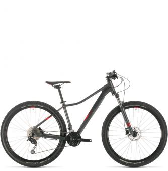 Велосипед Cube Access WS Pro (2020) iridium´n´deepred