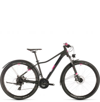 Велосипед Cube Access WS Allroad (2020) black´n´berry