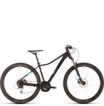 Велосипед Cube Access WS EAZ (2020) black´n´blue