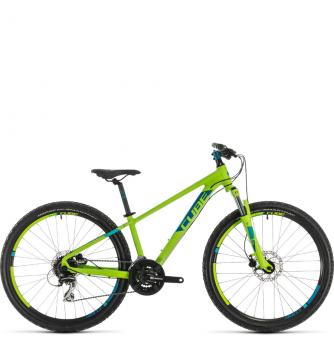 Подростковый велосипед Cube Acid 260 Disc (2020) green´n´blue
