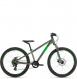 Подростковый велосипед Cube Acid 240 Disc (2020) grey´n´neongreen 1
