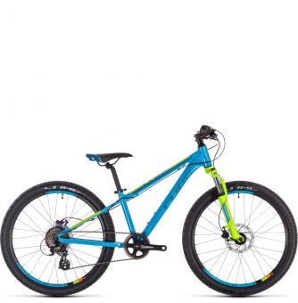 Подростковый велосипед Cube Acid 240 Disc (2020) reefblue´n´kiwi´n´red