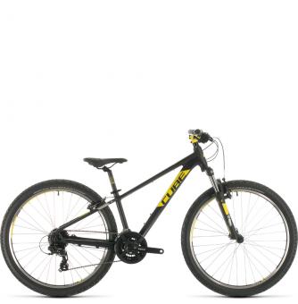 Подростковый велосипед Cube Acid 260 (2020) black´n´yellow