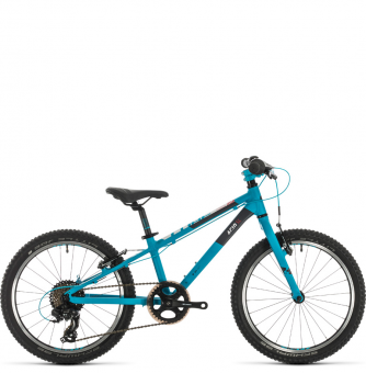 Детский велосипед Cube Acid 200 SL (2020) turquoise´n´white