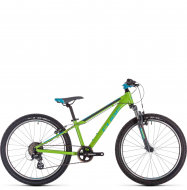 Подростковый велосипед Cube Acid 240 (2020) green´n´blue´n´grey