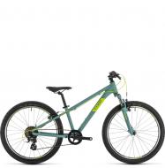 Подростковый велосипед Cube Acid 240 (2020) green´n´lime