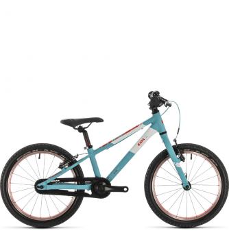 Детский велосипед Cube Cubie 180 SL (2020) lightblue´n´red