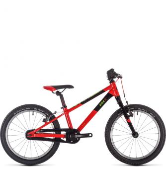 Детский велосипед Cube Cubie 180 SL (2020) red´n´green´n´black