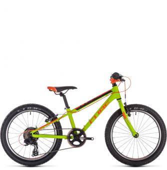 Детский велосипед Cube Acid 200 (2020) kiwi´n´black´n´orange