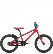 Детский велосипед Cube Cubie 160 (2020) berry´n´pink´n´blue