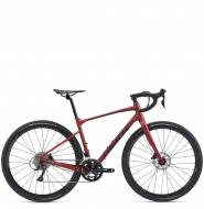 Велосипед гравел Giant Revolt 2 (2020) Biking Red
