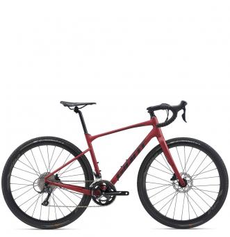 Велосипед гравел Giant Revolt 2 (2020) Biking Red