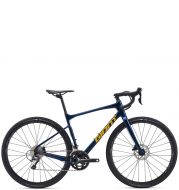 Велосипед гравел Giant Revolt Advanced 3 (2020) Metallic Navy