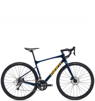Велосипед гравел Giant Revolt Advanced 3 (2020)