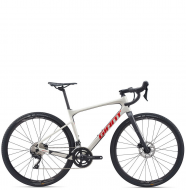 Велосипед гравел Giant Revolt Advanced 2 (2020) Gray Beige