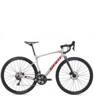 Велосипед гравел Giant Revolt Advanced 2 (2020) Gray Beige