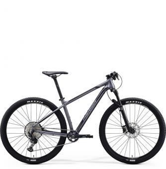 Велосипед Merida Big.Nine SLX Edition (2020) Matt Anracite (Glossy Black)