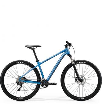 Велосипед Merida Big.Nine 300 (2020) MattLightBlue/GlossyBlue/Silver