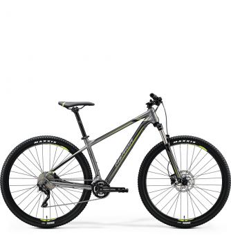Велосипед Merida Big.Nine 300 (2020) SilkAnthracite/Green/Black