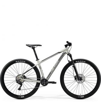 Велосипед Merida Big.Nine 500 (2020) SilkTitan/Silver/Black