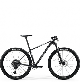 Велосипед Merida Big.Nine 6000 (2020) DarkSilver/Silver