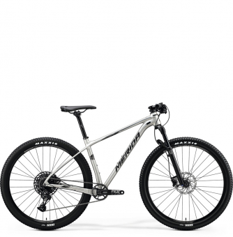 Велосипед Merida Big.Nine NX Edition (2020) SilkTitan/Silver