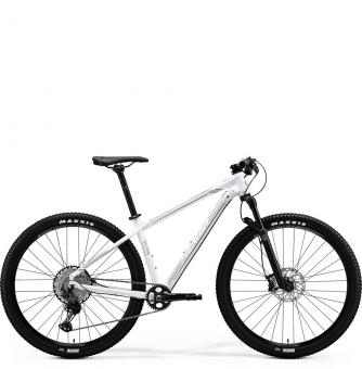 Велосипед Merida Big.Nine XT-Edition (2020) GlossyWhite/LiteSilver