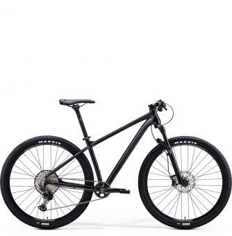 Велосипед Merida Big.Nine XT-Edition (2020) MetallicBlack/MattBlack