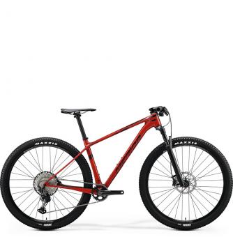 Велосипед Merida Big.Nine XT (2020) GlossySparklingRed/DarkRed