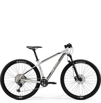 Велосипед Merida Big.Nine XT2 (2020) MattTitan/GlossyBlack