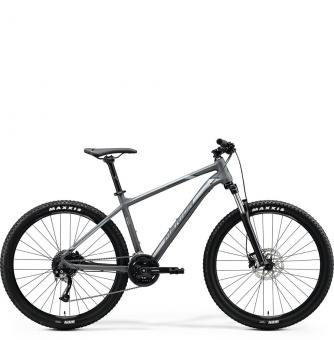 Велосипед Merida Big.Seven 100 (2020) MattDarkGrey/Silver