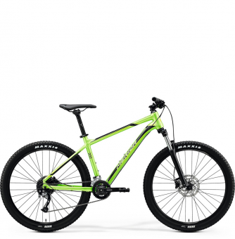 Велосипед Merida Big.Seven 200 (2020) GlossyGreen/Black