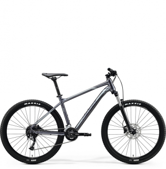Велосипед Merida Big.Seven 200 (2020) GlossyAnthracite/Black/Silver