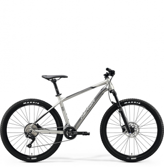 Велосипед Merida Big.Seven 500 (2020) SilkTitan/Silver/Black