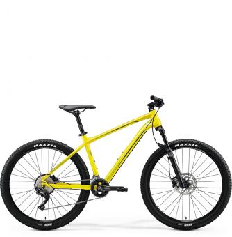 Велосипед Merida Big.Seven 500 (2020) GlossyBrightYellow/Black