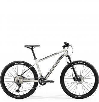 Велосипед Merida Big.Seven XT2 (2020) MattTitan/GlossyBlack