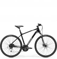 Велосипед Merida Crossway 100 (2020) MetallicBlack/Grey