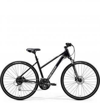 Велосипед Merida Crossway 100 Lady (2020) MetallicBlack/Grey