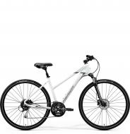 Велосипед Merida Crossway 100 Lady (2020) MattWhite/Grey