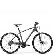 Велосипед Merida Crossway 300 (2020) MattDarkGrey/Black