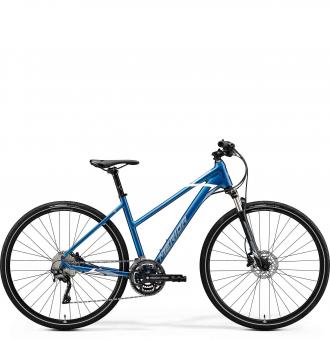Велосипед Merida Crossway 500 Lady (2020) Silk Light Blue