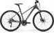 Велосипед Merida Crossway 500 Lady (2020) GlossyAnthracite/Black/Silver 1